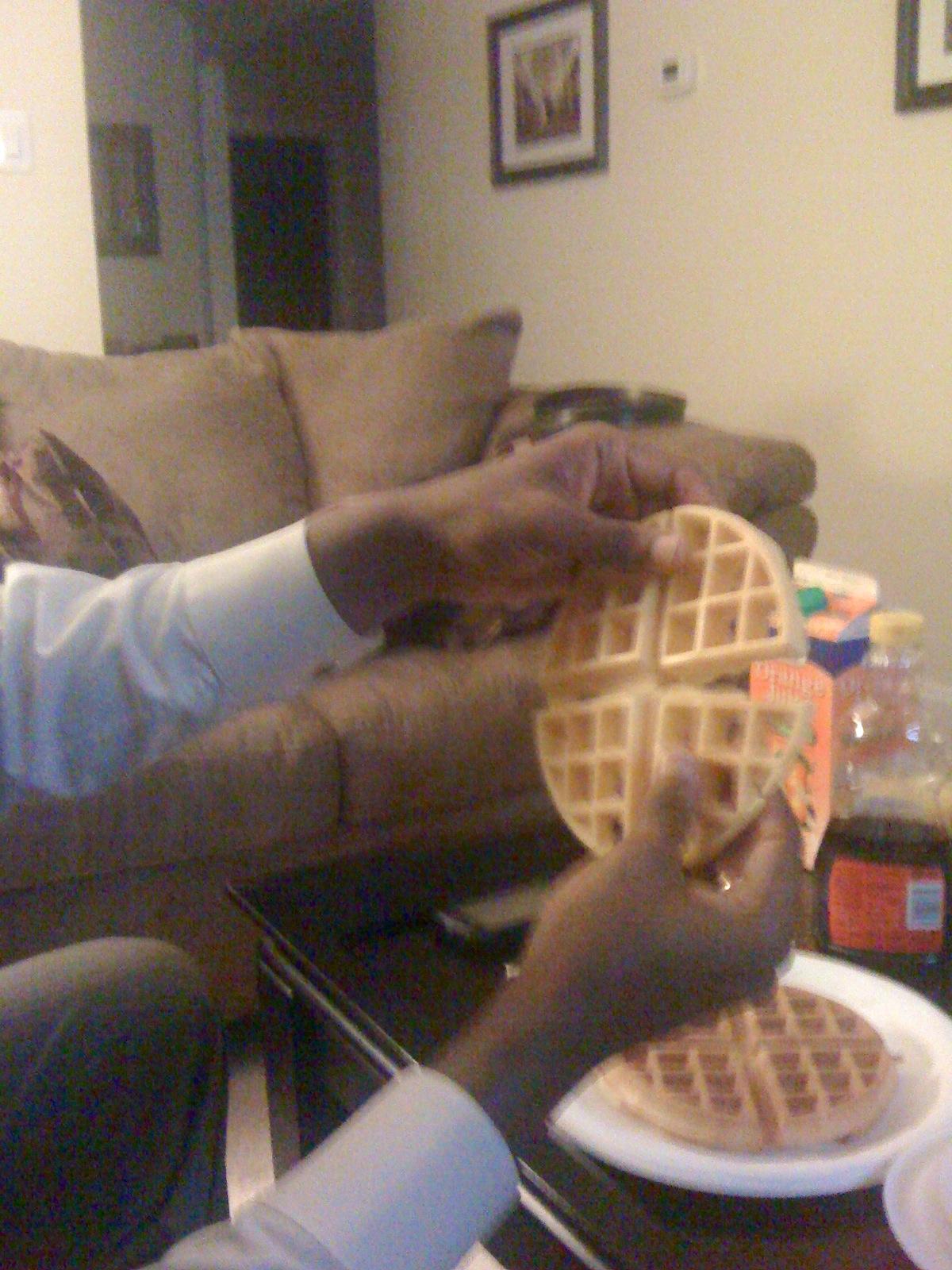 waring waffle maker instructions