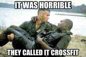Crossfit Humor
