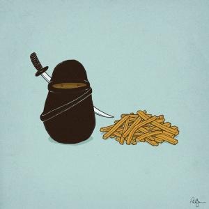 potato ninja